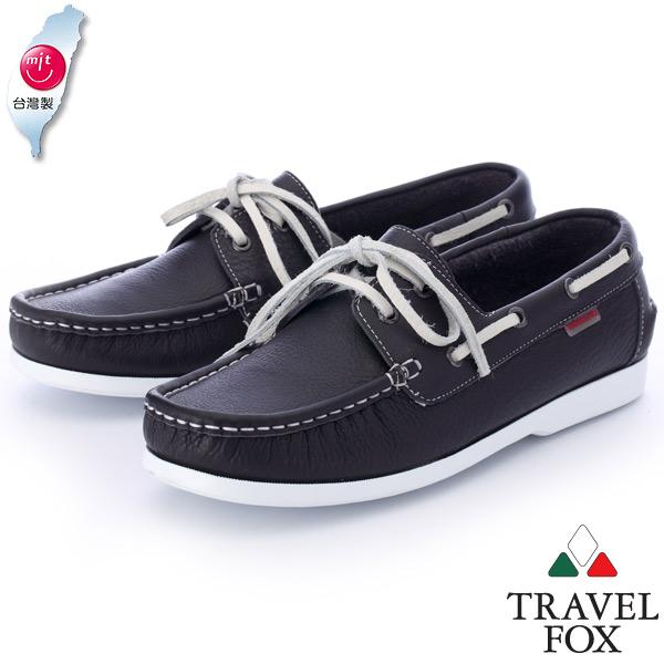 travel fox 帆船鞋911127(男)