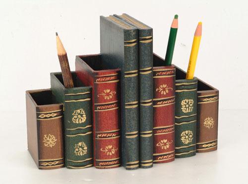 书本造型置物架图片