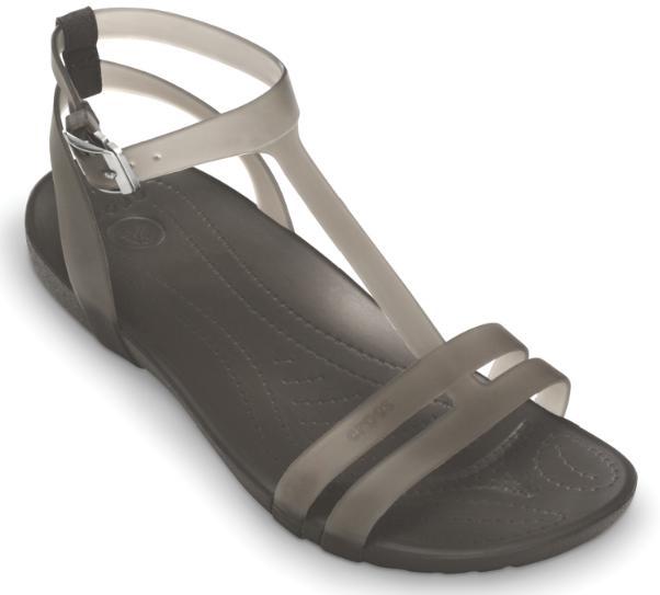 【crocs】赛丝人字凉鞋