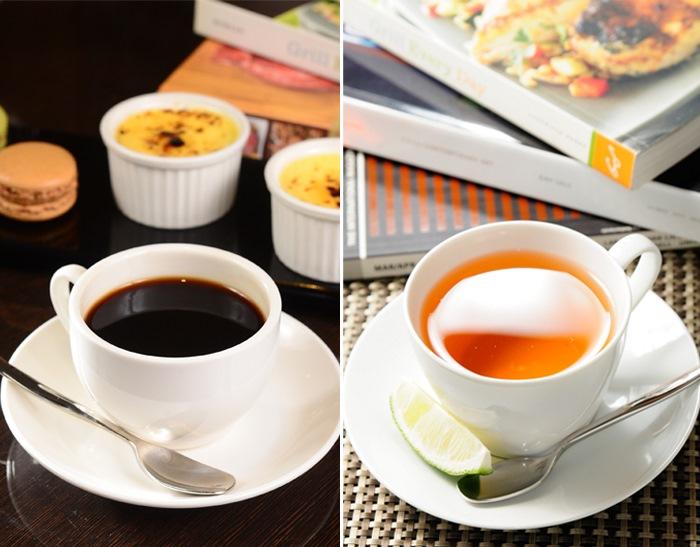 【台北】ben 和牛馆-精致法式双人下午茶套餐图片