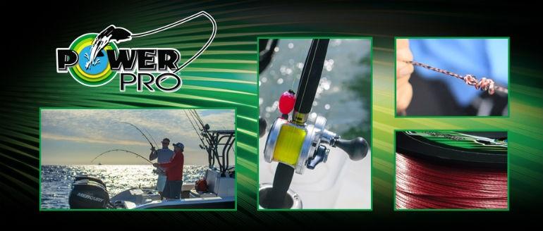 POWER PRO釣魚線
