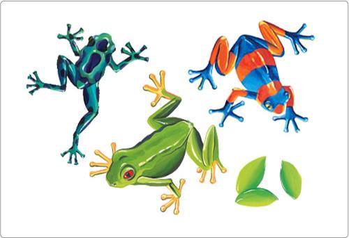 居家 家饰 壁贴  青蛙王子捡到了公主皇冠,也开启了另个童话故事.