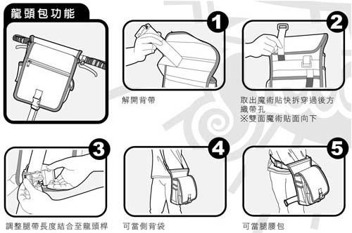 【风火龙】多用途腿