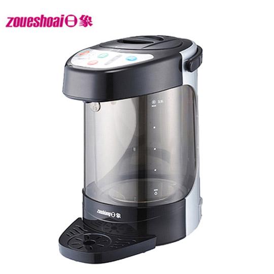 日象 微電腦四段定溫電動電熱水瓶(3.5L) ZOP-9835G
