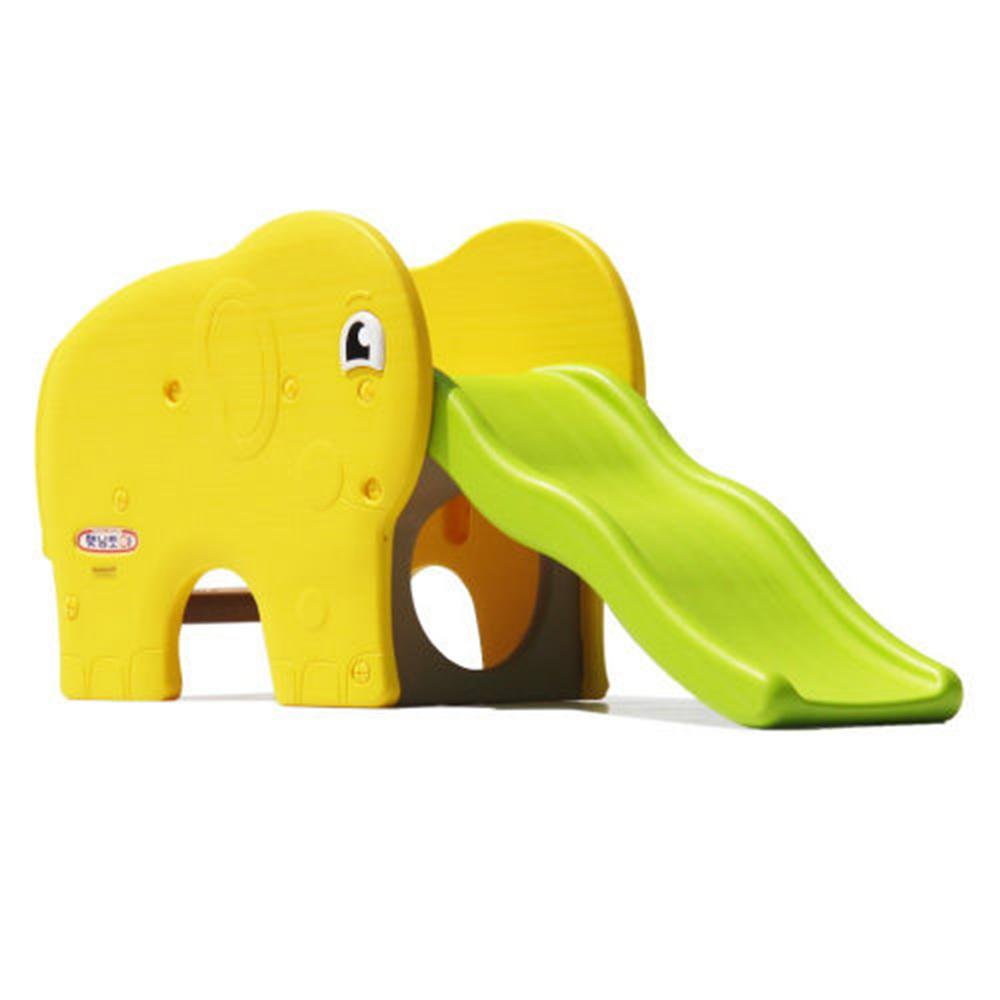 韓國【HAENIM TOYS】大象溜滑梯(簡單式) HN-717