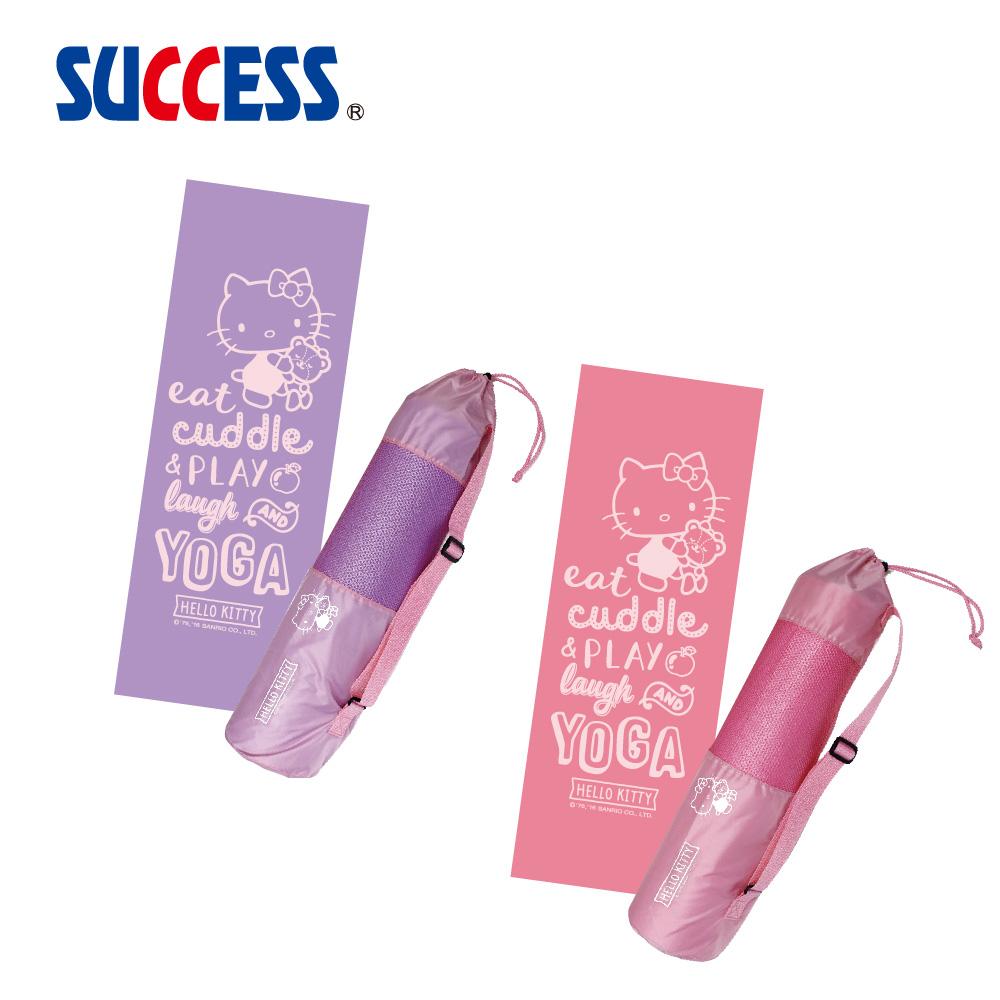 成功SUCCESS kitty瑜珈墊(6mm)A471