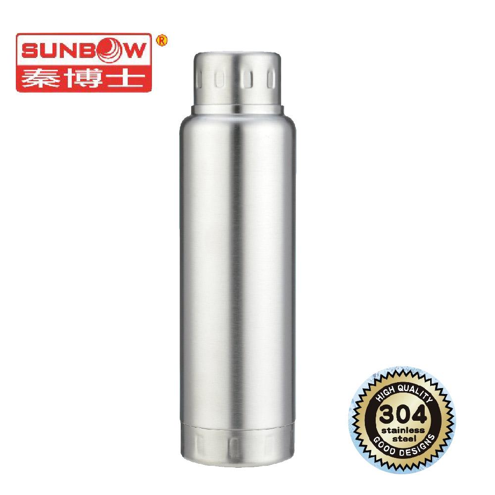秦博士 內膽304不鏽鋼高真空太晶運動瓶500ml SVN500P