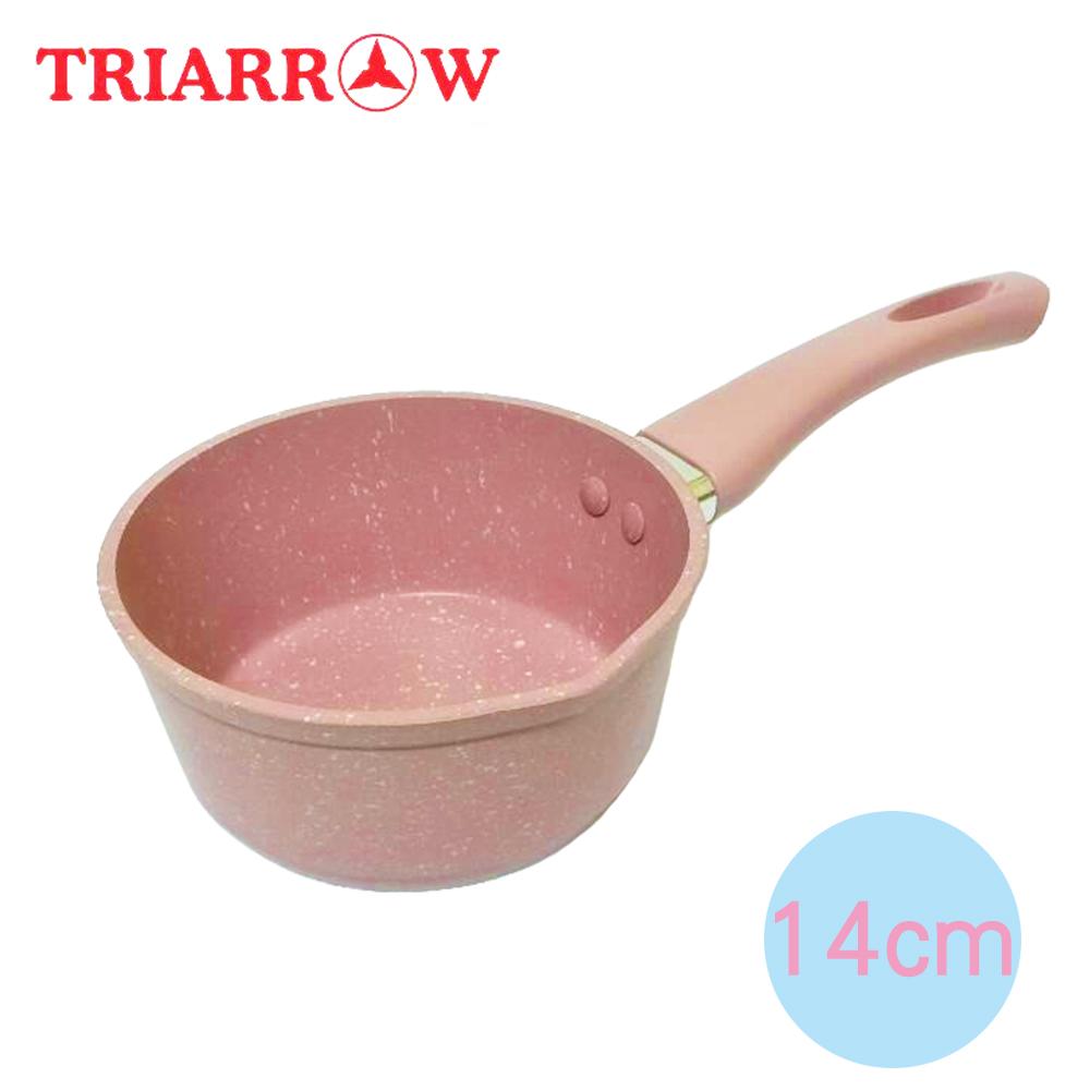 【三箭牌】 特厚加底草莓牛奶鍋