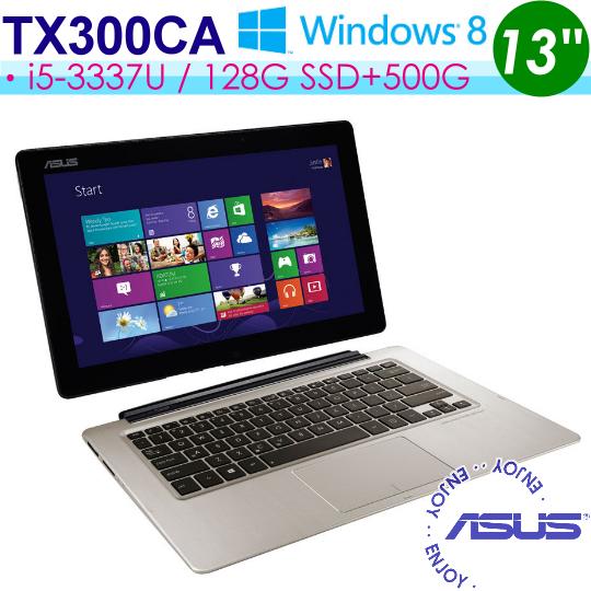 1TB?ASUS TX300CA i5-3337U/13?/128SSD 500G/Win