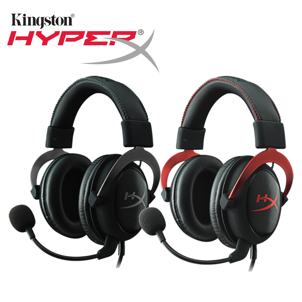 ~Kingston 金士頓~HyperX CLOUD II 電競耳機  KHX~HSCP