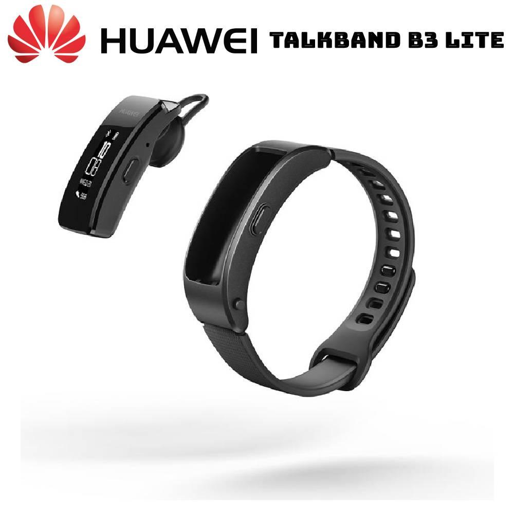 【二好礼】HUAWEI 华为 TalkBand B3 Lite 智慧手环