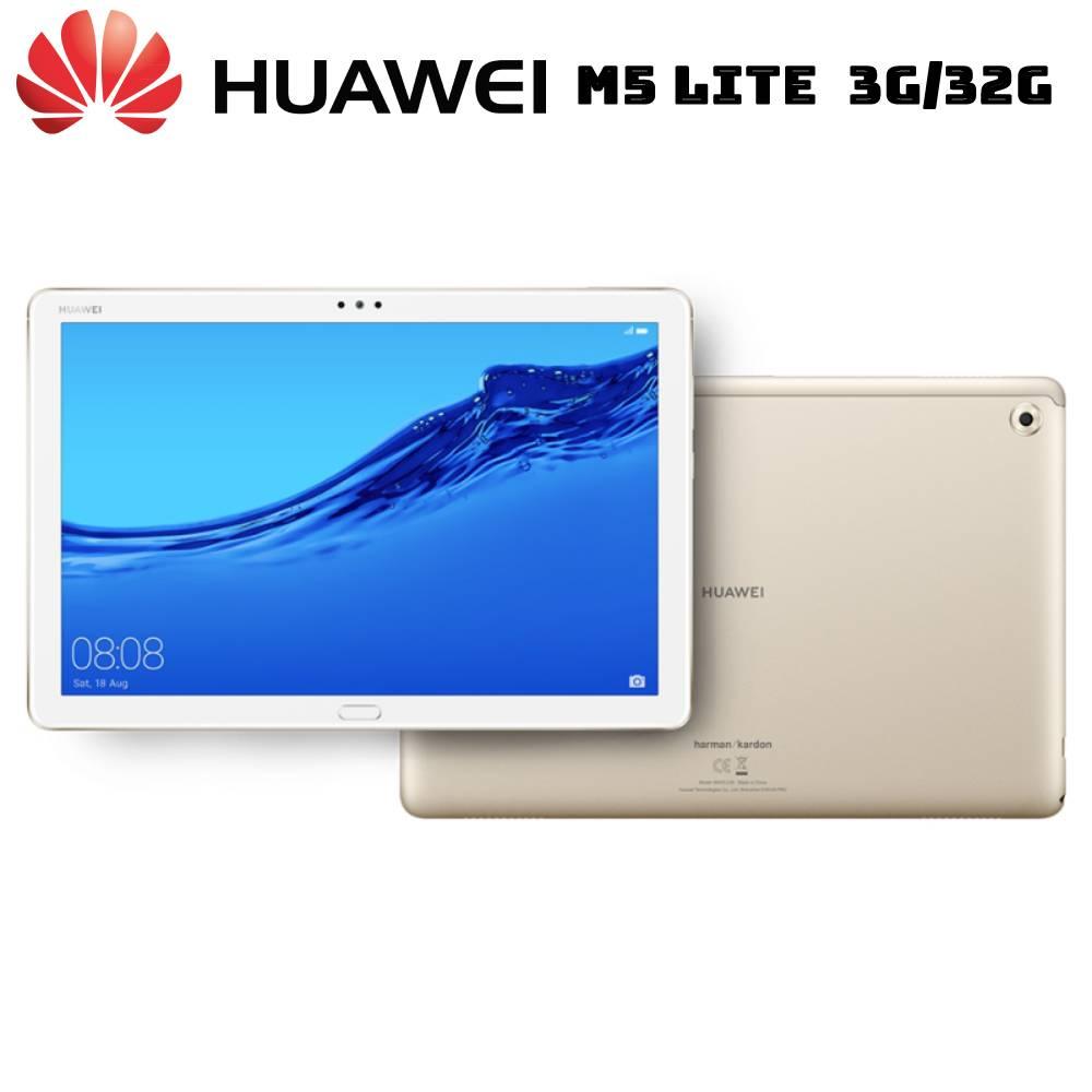夏日6好禮★HUAWEI 華為 MediaPad M5 Lite 10.1吋平板電腦 (3G/32G)