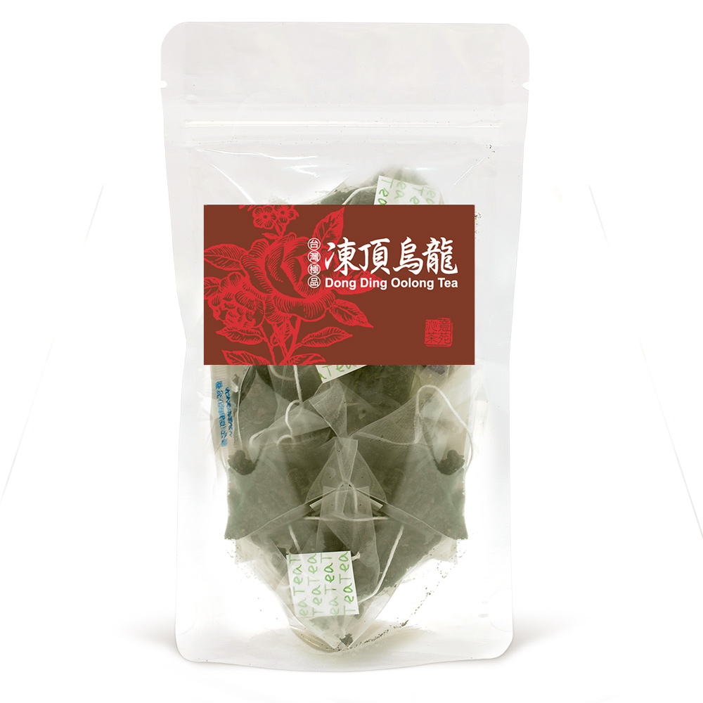 凍頂烏龍茶包立袋(10入/包)