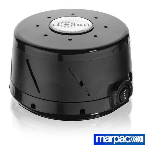 【美國 Marpac】 Dohm-DS 除噪助眠機-黑色