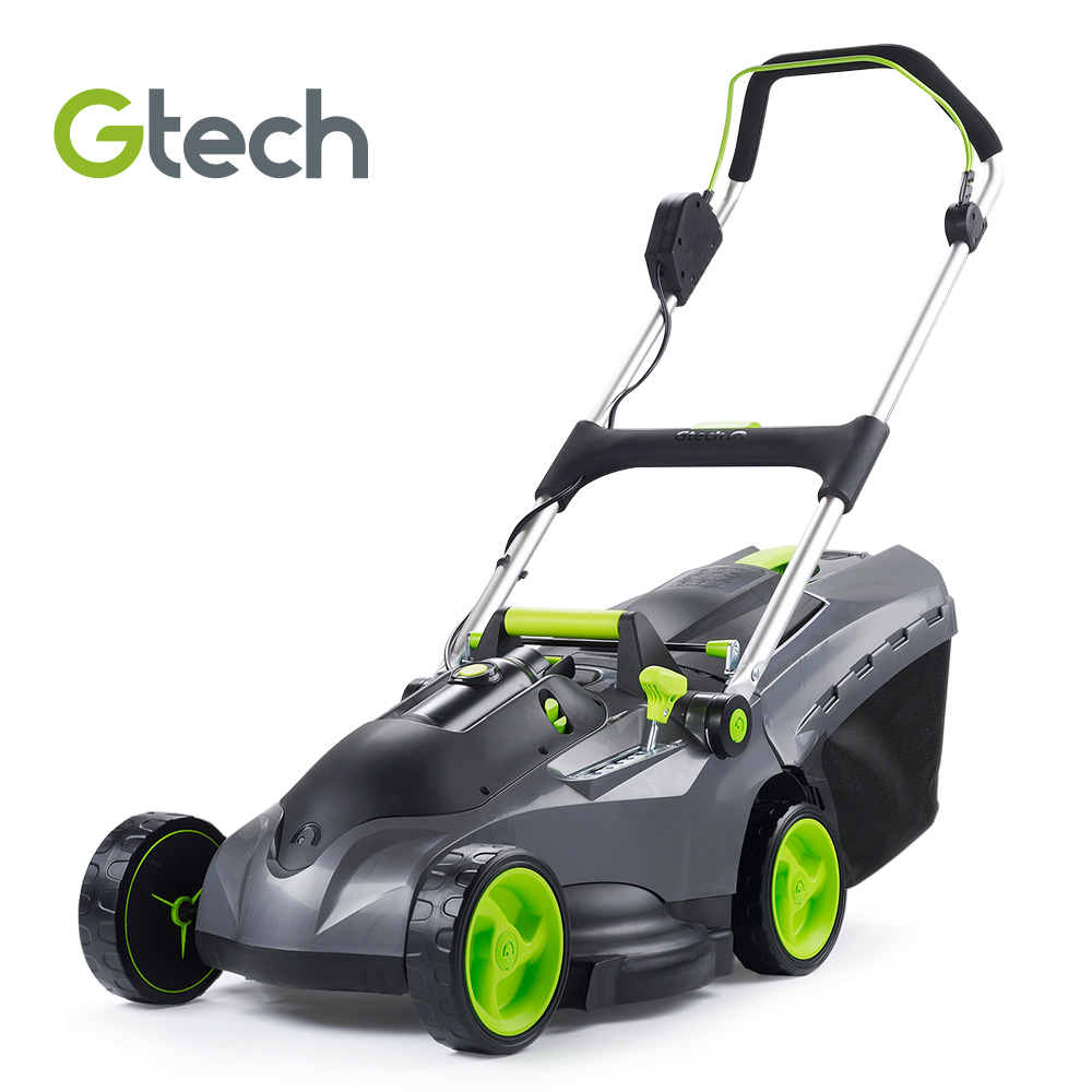 英國 Gtech 小綠 充電式無線割草機 CLM001
