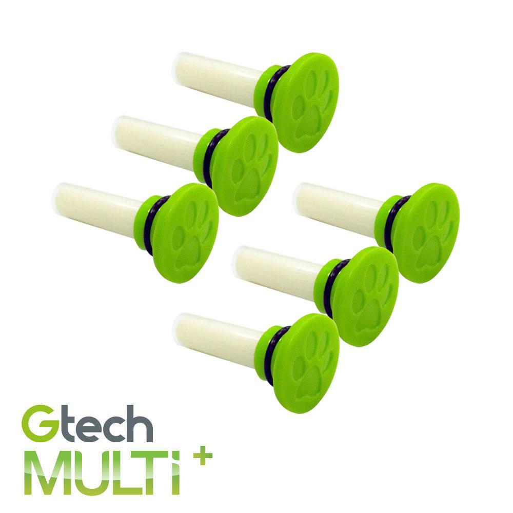 英國 Gtech 小綠 Multi Plus 原廠專用寵物版香氛棒(6入)