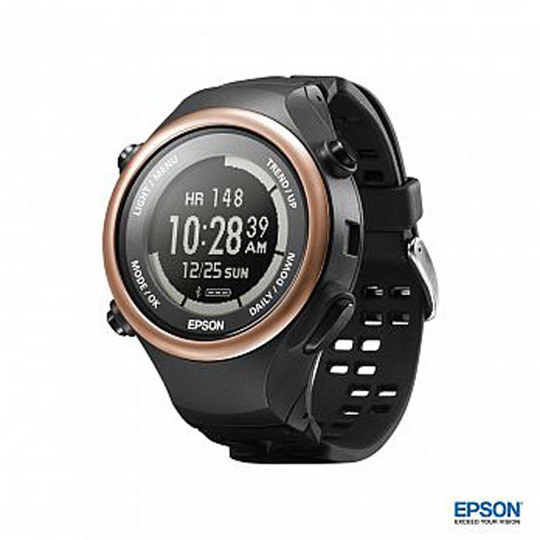 Epson PS-600 心律有氧教練