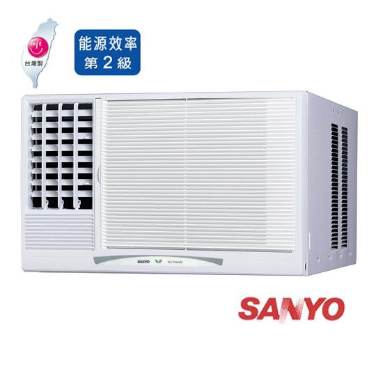SANYO 三洋 5-7坪用 R410a 定頻窗型冷氣 SA-L/R36A