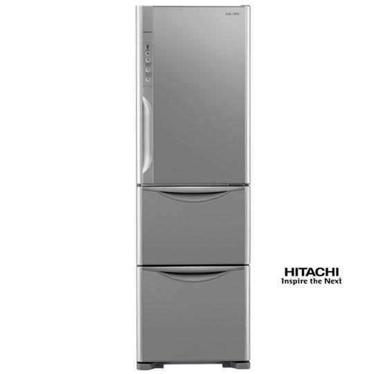 日立325L變頻三門冰箱RH36WS