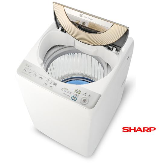 夏普11KG無孔槽洗衣機ES-ASD11T