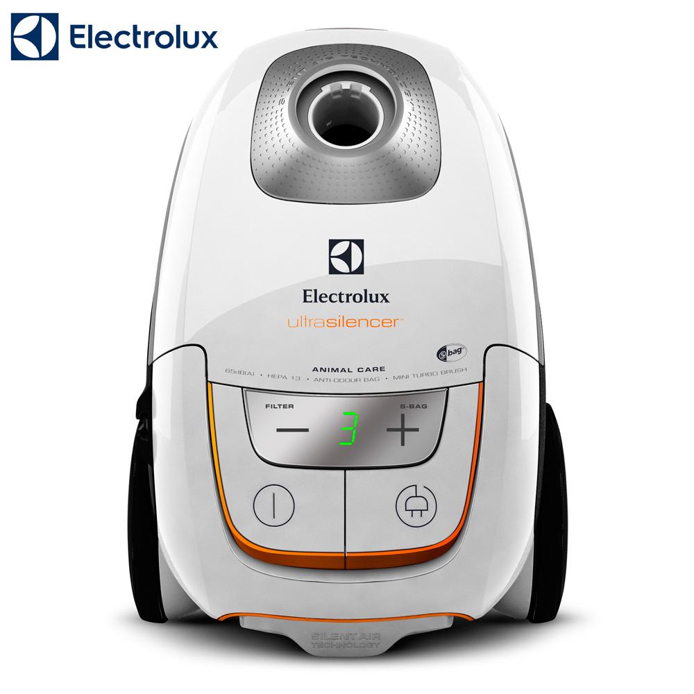 贈二大好禮*伊萊克斯 UltraSilencer超靜音吸塵器ZUS4065