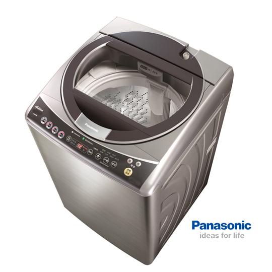 新機★國際牌13公斤智慧節能Nanoe變頻洗衣機NA-V130ABS-S