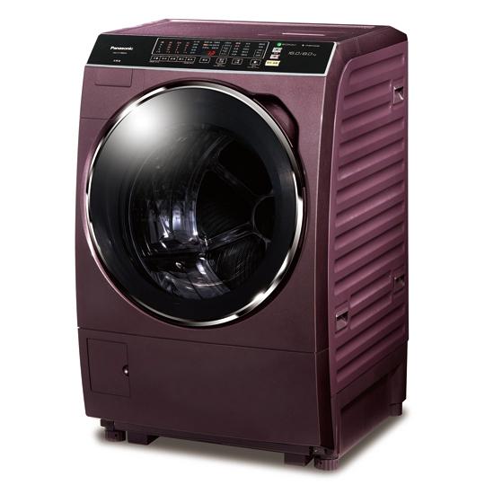 Panasonic 16公斤 變頻滾筒式洗衣機(NA-V178BDH)