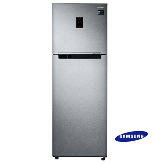 回函贈~三星323公升雙循環冷流1級雙門冰箱RT32K5535SL TW