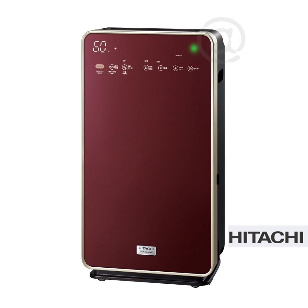 送烤箱*日立日本原裝24坪內用清淨加濕空氣清淨機UDP-K110