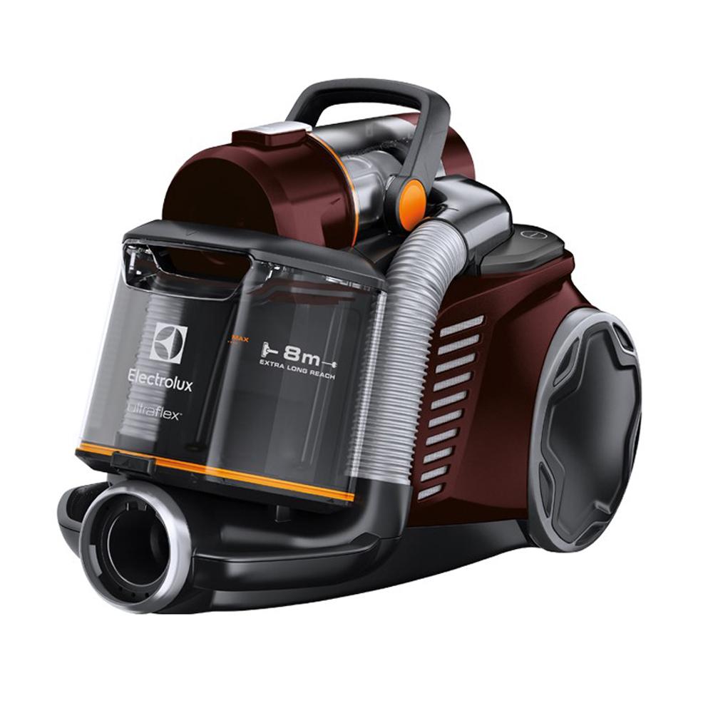 贈二大配件↗伊萊克斯 Ultraflex旋風集塵盒吸塵器ZUF4303REM
