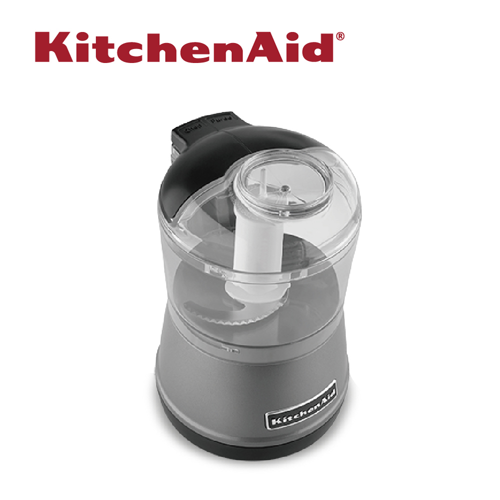 下殺價↘KitchenAid 迷你食物調理機太空銀