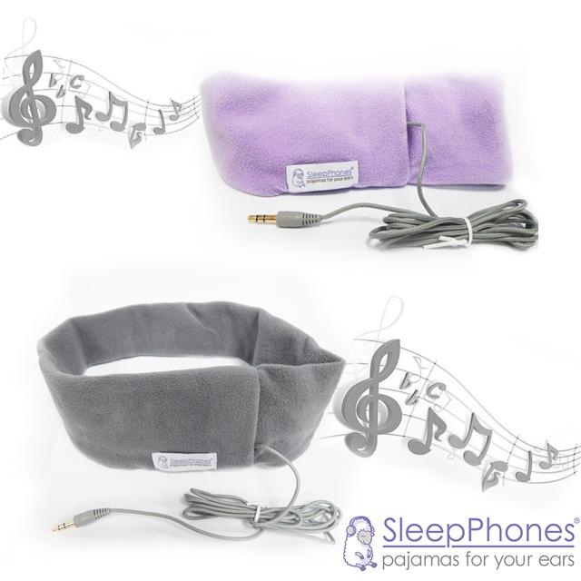 【SleepPhones】頭帶式助眠耳機