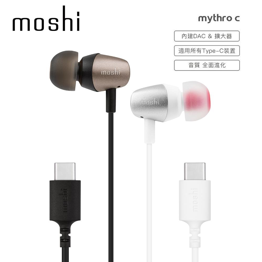 Moshi Mythro C USB Type-C 耳機