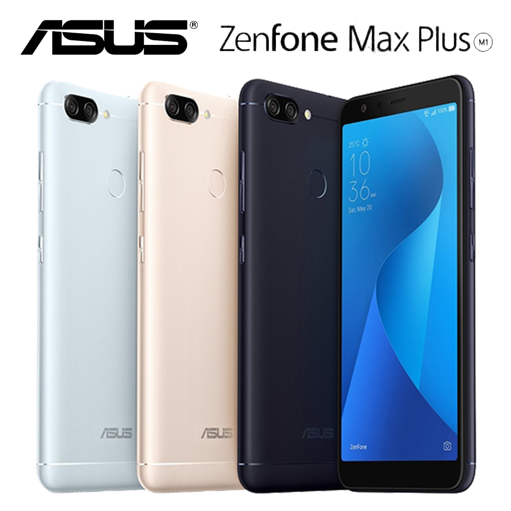 ASUS ZenFone Max Plus M1 ZB570TL 双卡机※内附保护壳※