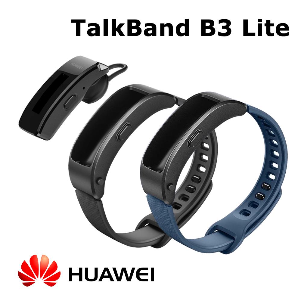 Huawei TalkBand B3 Lite 运动版智慧蓝牙手环