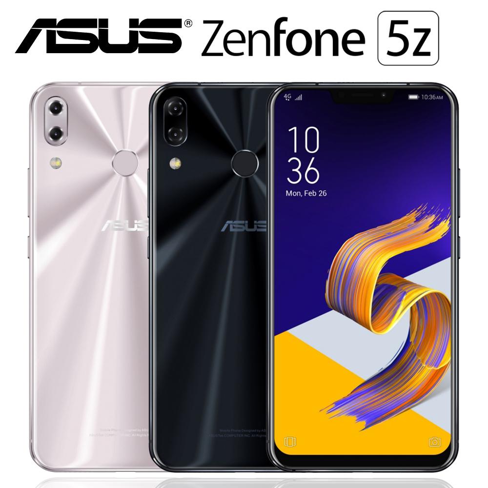 ASUS ZenFone 5Z (ZS620KL) 6G/128G双卡机※内附保护壳※