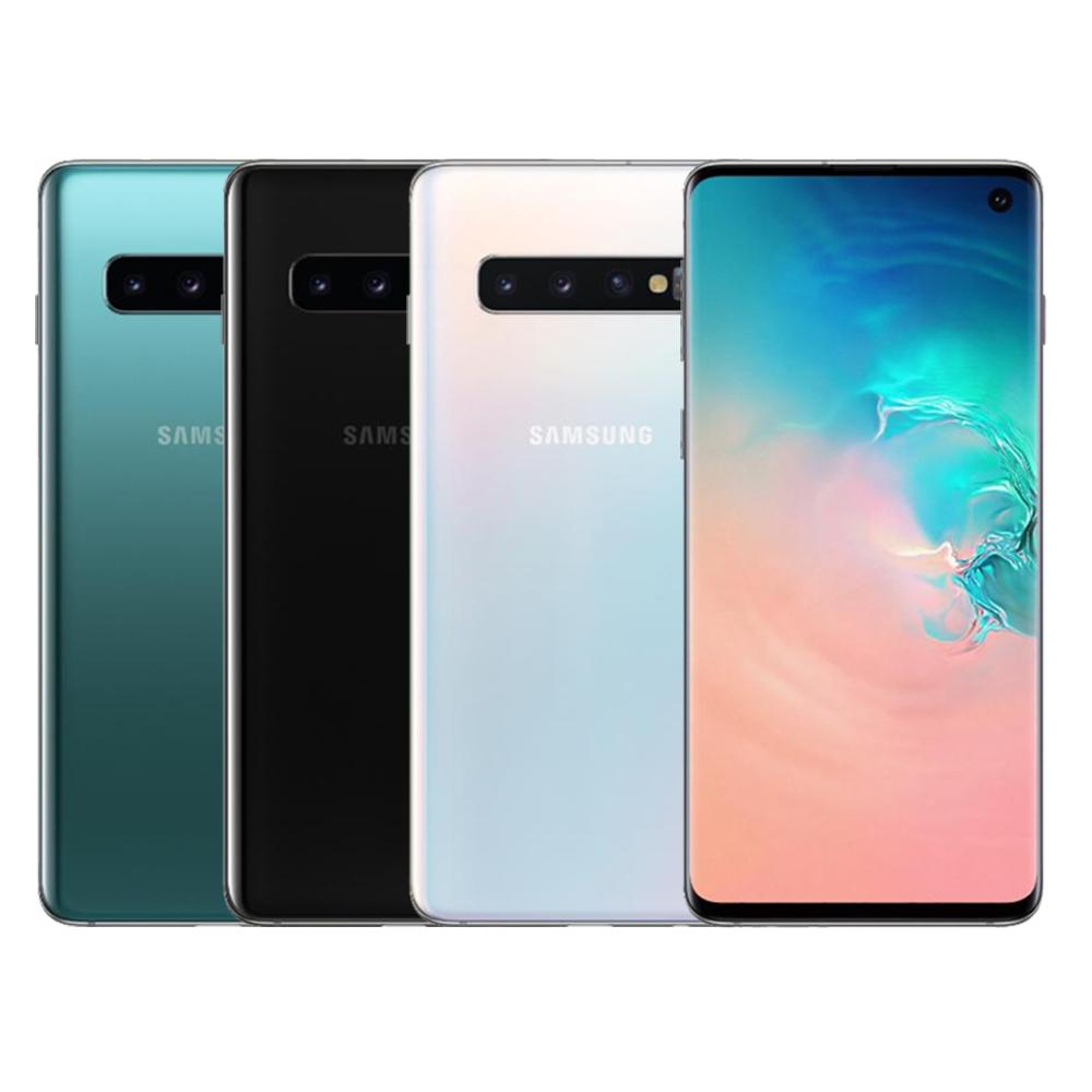 Samsung Galaxy S10 (8G/128G)雙曲面6.1吋防水雙卡機※送保貼+內附保護殼※