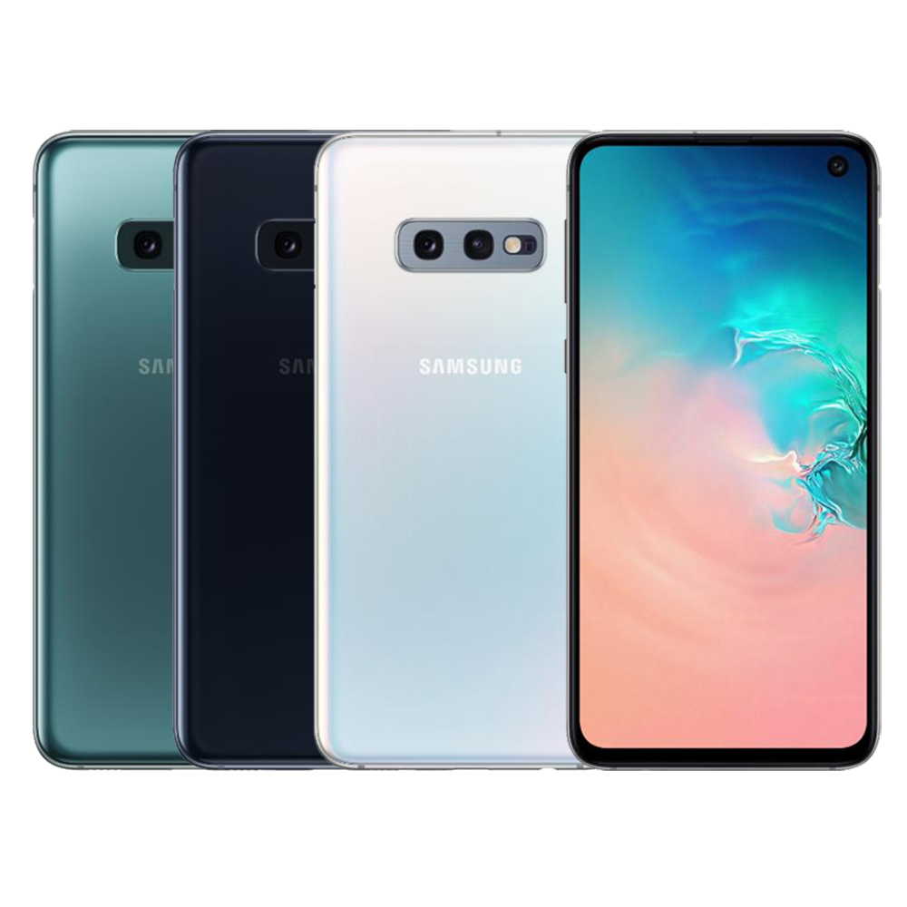 Samsung Galaxy S10e (6G/128G)防水5.8吋雙卡機※送保貼+內附保護殼※