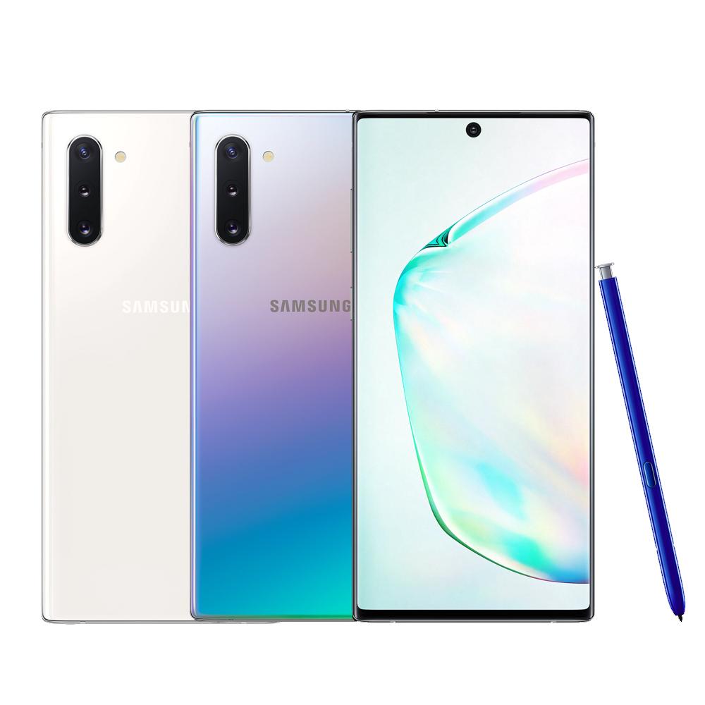Samsung Galaxy Note 10 (8G/256G)防水機※送三星10000行電+自拍桿+內附保護殼※