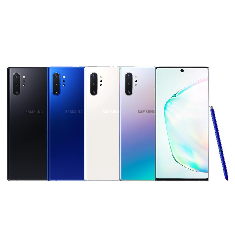Samsung Galaxy Note 10+ (12G/256G)防水機※送三星10000行電+自拍桿+內附保護殼※