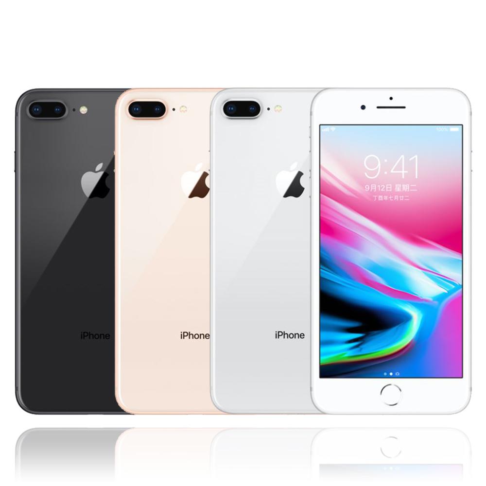 Apple iPhone 8 Plus 128G高階5.5吋防水機※送保貼+保護套※