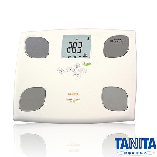 日本TANITA十合一女性減重模式體組成計BC750(五色)-買就Comefree元氣搖搖棒
