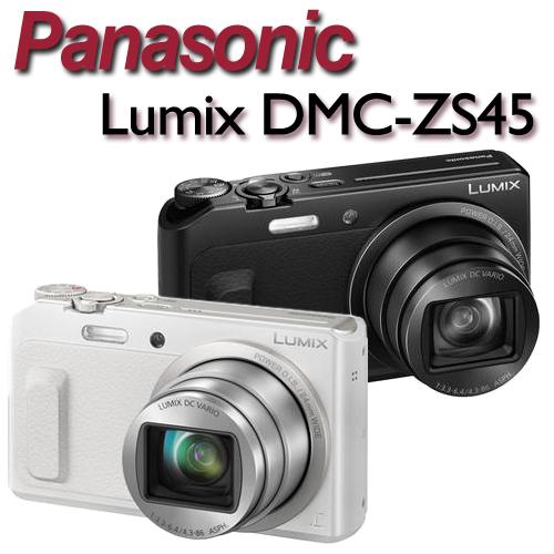 【登錄送原電★單機優惠價】Panasonic Lumix DMC-ZS45 數位相機 隨身炮筒【公司貨】ZS45