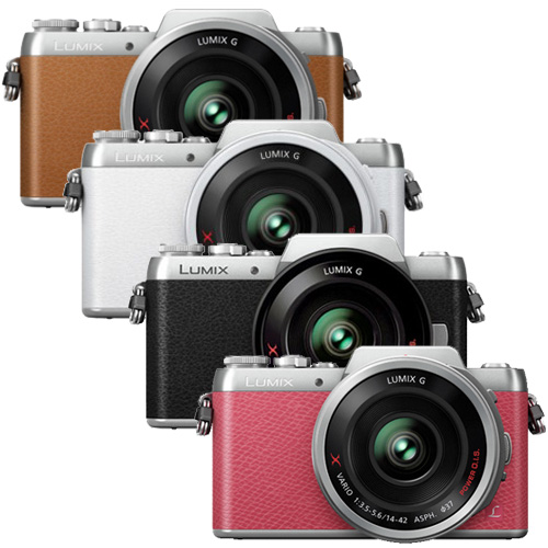 Panasonic LUMIX DMC-GF7 微單眼相機(公司貨)