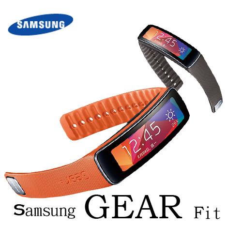 【加贈電容筆】Samsung Gear Fit R350智慧型手錶