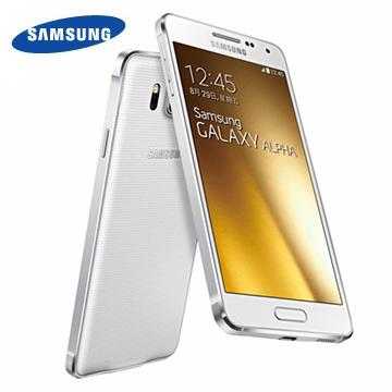 Samsung GALAXY ALPHA 4G LTE 全頻通 雙四核心 4.7吋 SM-G850Y