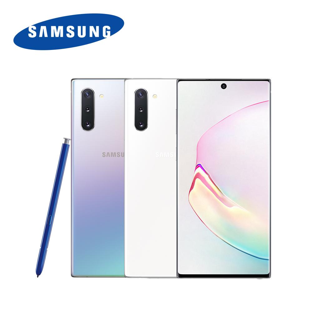 <送三星10000mAh閃充行電+三星快速車充+快充線>SAMSUNG Galaxy Note10 (8G/256G) 智慧手機