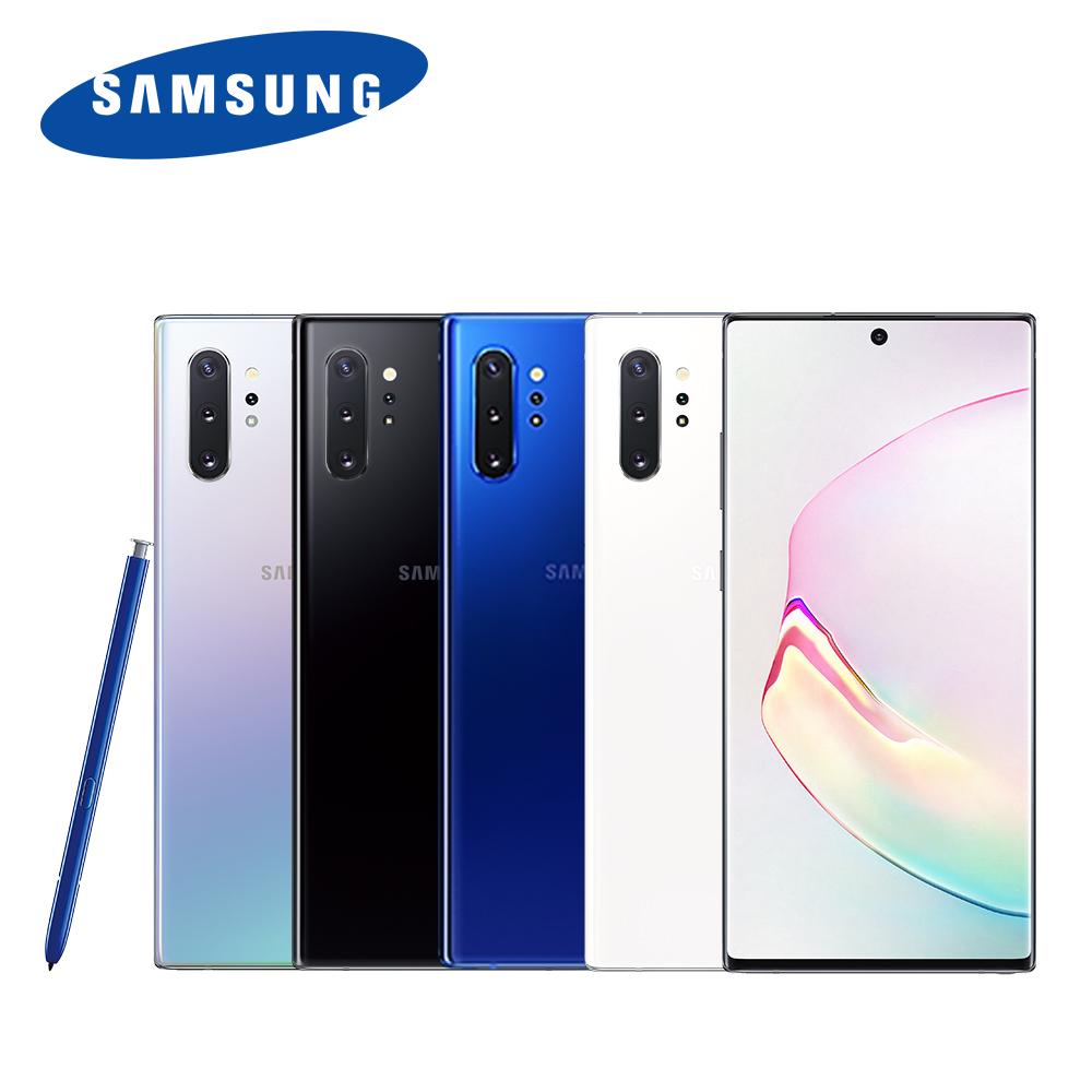 <送三星10000mAh閃充行電+三星快速車充+快充線>SAMSUNG Galaxy Note10+(12G/256G) 智慧手機