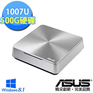 ASUS華碩 VM40B 1007U 雙核 Win 8.1迷你電腦 (07U57BA)