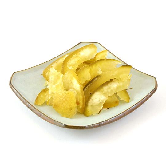 【汎亚欣农场】酸甜蜜渍大白柚干1包(120g/包)
